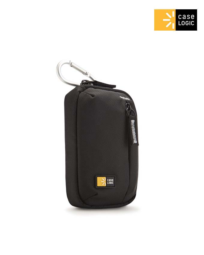 Case Logic TBC-402 Point and Shoot Camera Case - Black